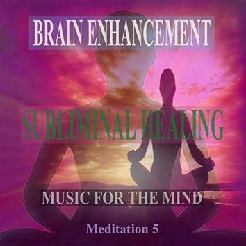 Violet Sunset Healing Subliminal Healing Brain Enhancement Relieve Stress Meditation 5