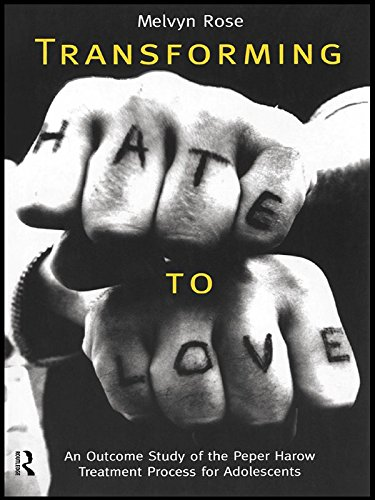 Transforming Hate to Love: An Outcome Study of the Peper Harow Treatment Process for Adolescents (English Edition)