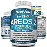 Best Eye Vitamins - Nutrivein AREDS 2 Eye Vitamins - Supports Eye Review