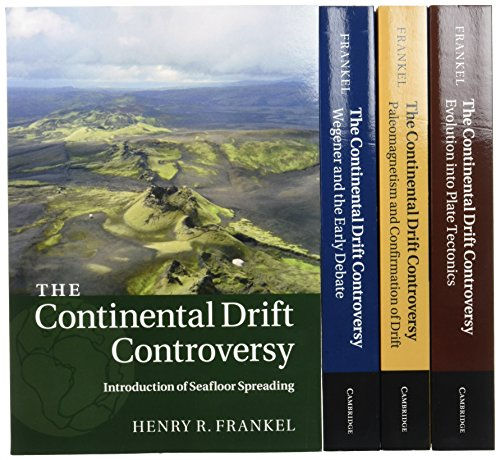 The Continental Drift Controversy 4 Volume Paperback Set