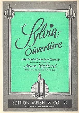Sylvia della Ouverture: per pianoforte