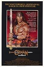 Pop Culture Graphics Conan The Destroyer Poster Movie 11x17 Arnold Schwarzenegger Grace Jones Wilt Chamberlain