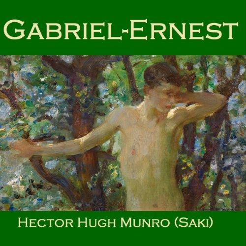 『Gabriel-Ernest』のカバーアート