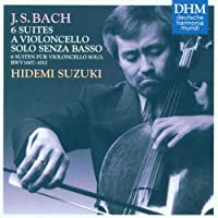 Bach;6 Suites Solo Cello