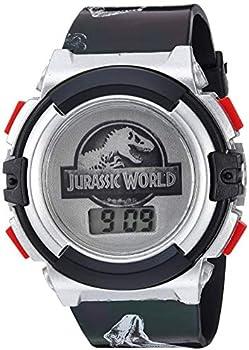 Jurassic Park Analog-Quartz Watch with Plastic Strap