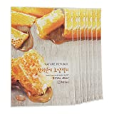 Nature Republic Real Nature Mask 10 Sheets for Skin Hydration (Royal Jelly) by Nature Republic