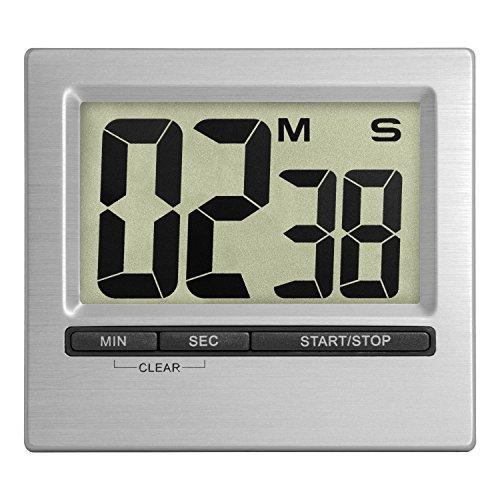 TFA Dostmann Elektronischer Timer, 38.2013, mit Memory-Funktion