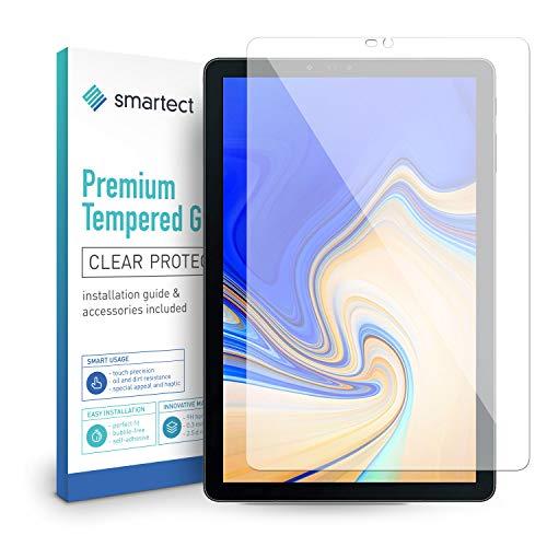 smartect Panzerglas kompatibel mit Samsung Galaxy Tab S4 (T830 / 835) - Displayschutz mit 9H Härte - Blasenfreie Schutzfolie - Anti Fingerprint Panzerglasfolie