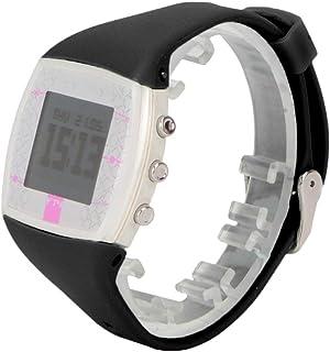 ibasenice Banda para Polar ft4 ft7-reemplazo watchstrap Correa de Silicona Correa de Reloj reemplazo de liberación rápida ...