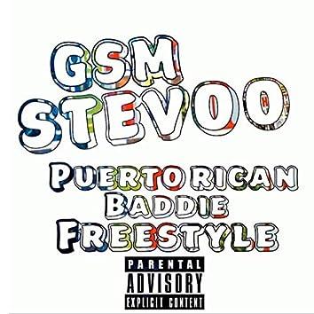 Puerto Rican Baddie Freestyle