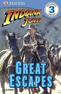Indiana Jones: Great Escapes;DK Readers: Level 3;DK Readers: Level 3
