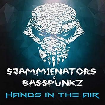 Hands in the Air (feat. Basspunkz)