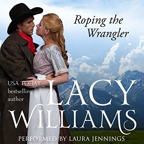 Roping the Wrangler audiobook cover art