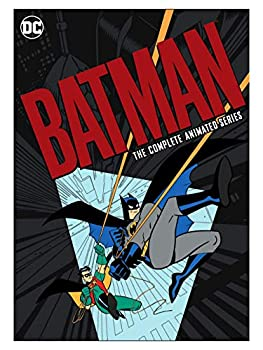 Batman  The Complete Animated Series  DVD