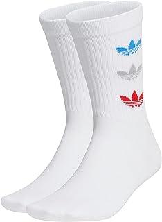 adidas Unisex Tri Thn Rbd Crw Socks