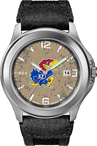 Timex Men's Kansas Jayhawks KU Watch Old School Vintage Watch