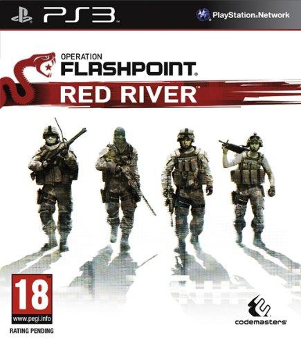 Operation Flashpoint: Red River [PEGI] [Importación Alemana]