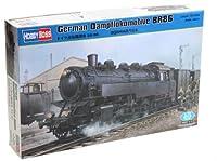 ホビーボス 1/72 ドイツ蒸気機関車 BR-86 プラモデル
