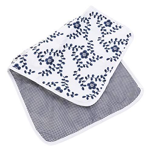 Healifty - Materassino per fasciatoio, pieghevole, impermeabile, per la casa, colore: Blu