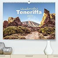 Wundervolles Teneriffa (Premium, hochwertiger DIN A2 Wandkalender 2022, Kunstdruck in Hochglanz): Teneriffa von seiner schoensten Seite (Monatskalender, 14 Seiten )