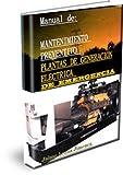 Manual de mantenimiento para plantas eléctricas