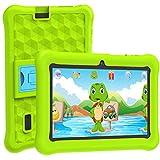 Tablet Infantil WiFi Android 10 para 7 Pulgadas con certificación Google con 2 GB de RAM + 32 GB de ROM y Juegos educativos.