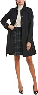 Brooks Brothers Womens Coat, 2, Blue