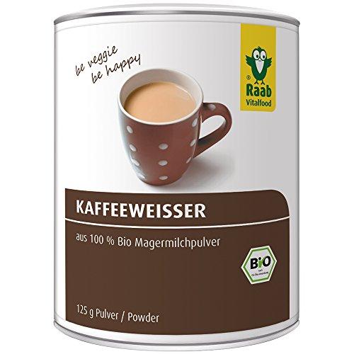 Raab Vitalfood Kaffeeweisser BIO, 3er Pack (3 x 125 g)