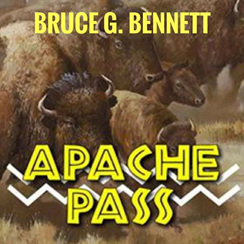 Apache Pass audiobook cover art