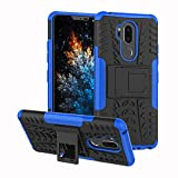 MRSTER LG G7 ThinQ Case, Tyre Pattern Design Heavy Duty