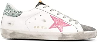 Golden Goose Luxury Fashion Donna GWF00101F00010480152 Bianco Pelle Sneakers | Stagione Permanente