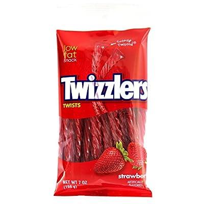 twizzler strawberry size 198g Twizzler Strawberry Size 198g 510uphOGJWL