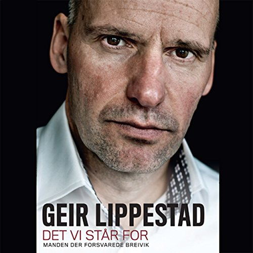 Det vi står for audiobook cover art