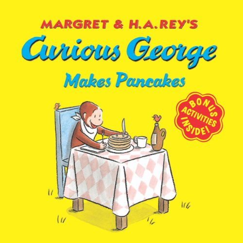 Curious George Makes Pancakes (English Edition)