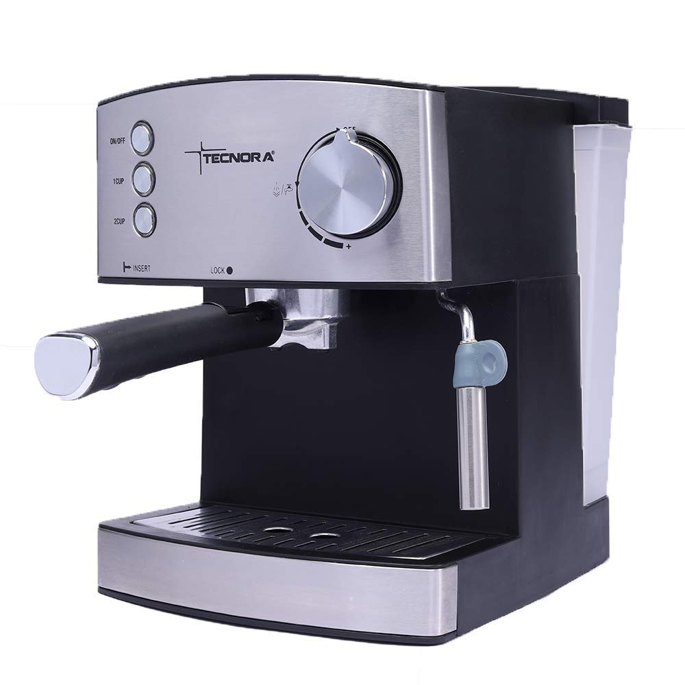 Buy Tecnora Epic TCM 801A Fully Automatic Espresso Coffee Machine Online at  Low Prices in India - Amazon.in