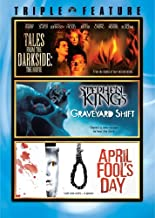 Tales From the Darkside: (The Movie / Stephen King's Graveyard Shift / April Fool's Day)