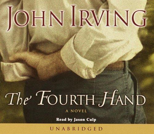 『The Fourth Hand』のカバーアート