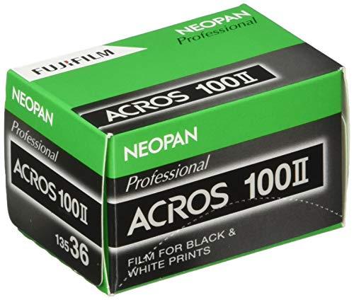 FUJIFILM 黒白フィルム ネオパン100 ACROS Ⅱ135サイズ 36枚撮 1本