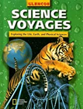 Science Voyages Level Green: Exploring the Life, Earth, and Physical Sciences (Glencoe Science: Level Green) by GLENCOE(May 1, 1999) Hardcover