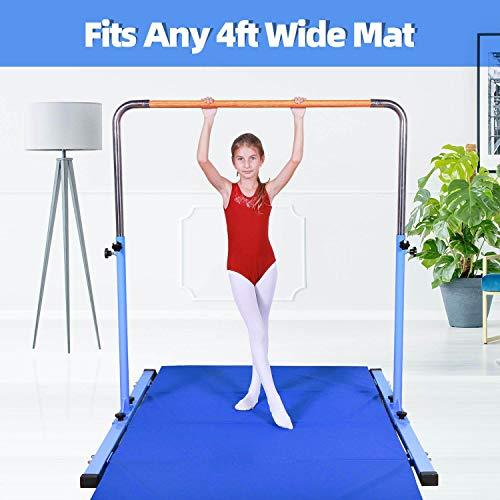 TJ Fitness Gymnastics Bar Training - Gymnastics Bar For Kids
