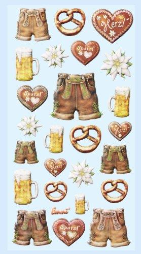 CREApop® Softy-Sticker Bierfest