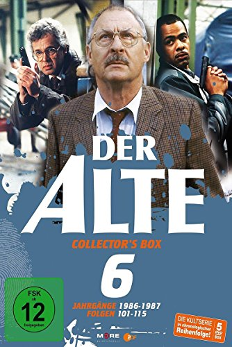 Collector's Box Vol. 6, Folge 101-115 (5 DVDs)