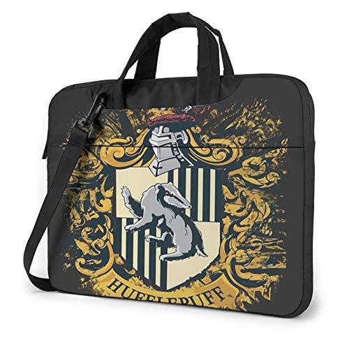 Ha-rr-y Po-tt-er Gry-Ffindor Logo Laptop Bag Computer Sleeve Carrying Surface Laptop Case Briefcase Messenger Shoulder Bag Tablet Handle Case for Notebook