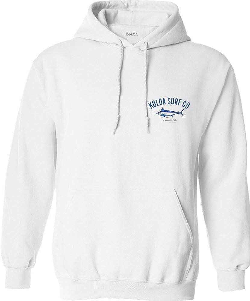 Koloa Hawaiian Blue Marlin Logo Hoodies Very popular and Tanks Outlet SALE T-Shirts