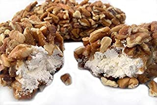 Fresh Texas Pecan Log Rolls (2 Individually Wrapped 5 oz rolls) - Millican Pecan since 1888   San Saba, Texas