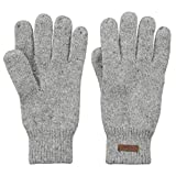 Barts Herren Handschuhe Grau (Grau) M/L