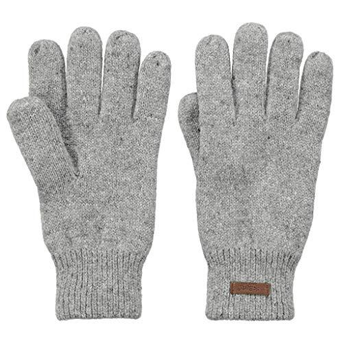 Barts Haakon Glove - Gants Homme, Gris (Grau) - M/L