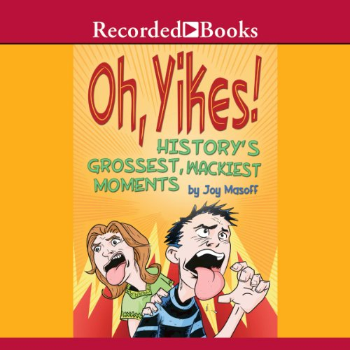 Oh Yikes! audiobook cover art