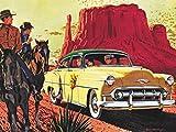 Monument Valley - NYPC General Motors colección Puzzle 1000 Piezas