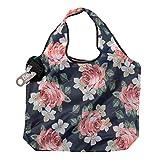 [イマイバッグ] 簡単収納 エコバッグ ボール型 柄 お買い物バッグ サブバッグ ショッピングバッグ eco-CB-PC002 P05